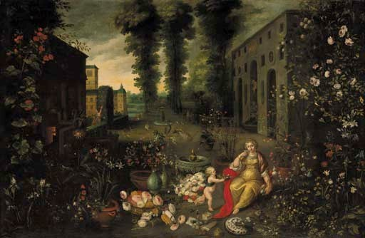 Follower of Jan Brueghel I
