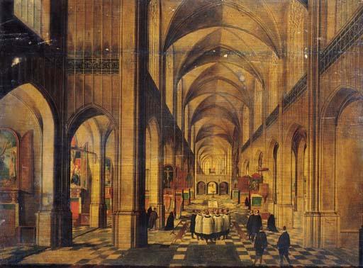 Pieter Neeffs II (1620 - after