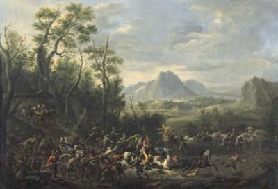 Jan Peeter van Bredael II (168