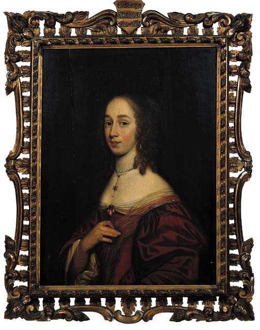 Attributed to Willem van Honth