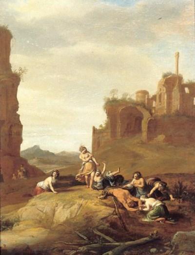 Bartholomeus Breenbergh (1598-