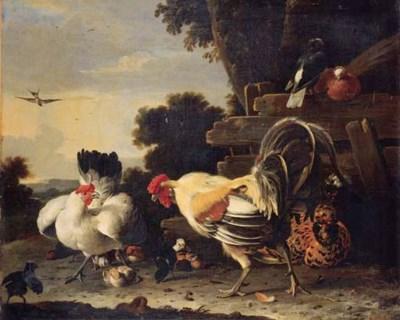 Melchior d'Hondecoeter (1636-1