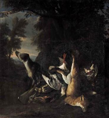 Peter Caulitz (circa 1650-1719