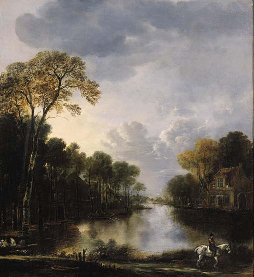 Attributed to Aert van der Nee