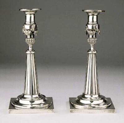 A pair of Austrian-Hungarian s