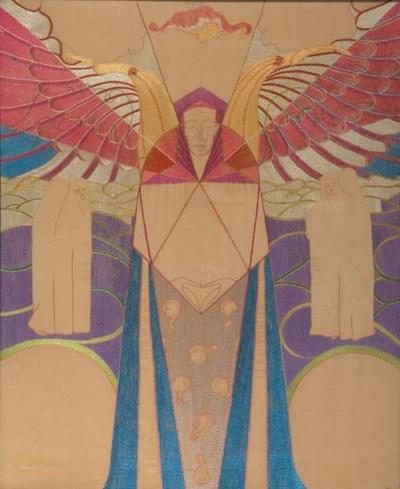 A Symbolist embroidery