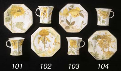 An egg-shell porcelain cup and