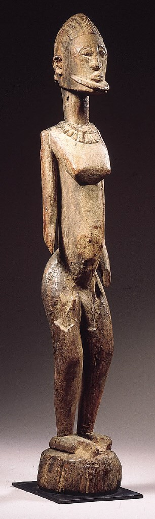 A FINE DOGON MALE FIGURE