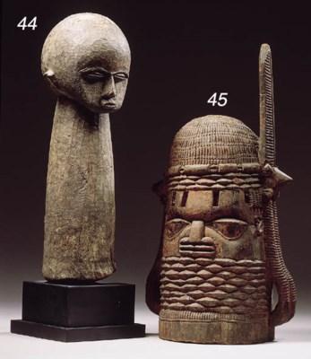 A BENIN HEAD