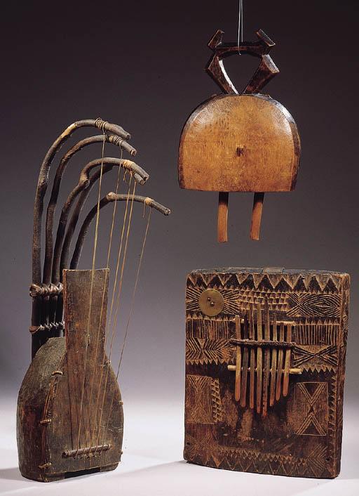 THREE NORTHERN CONGO MUSICAL I