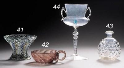 A small facon de Venise flask
