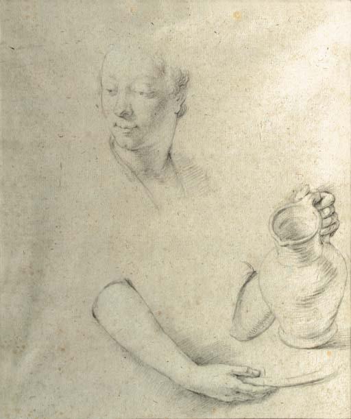 Attributed to Frans van Mieris