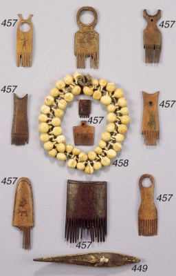 AN INUIT NECKLACE