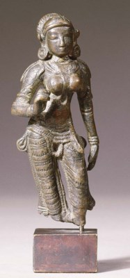 a south indian, chola dynasty,