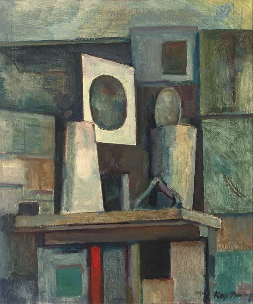 Kees Verwey (Dutch, 1900-1995)