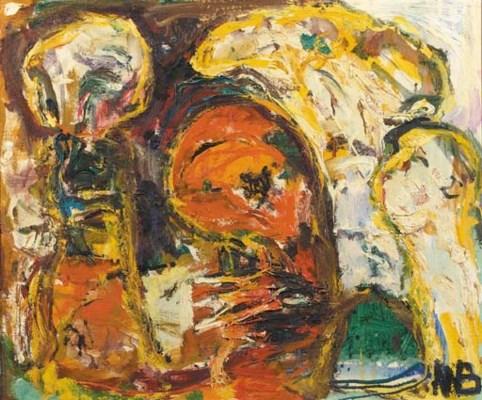 Mogens Balle (Danish, 1921-198