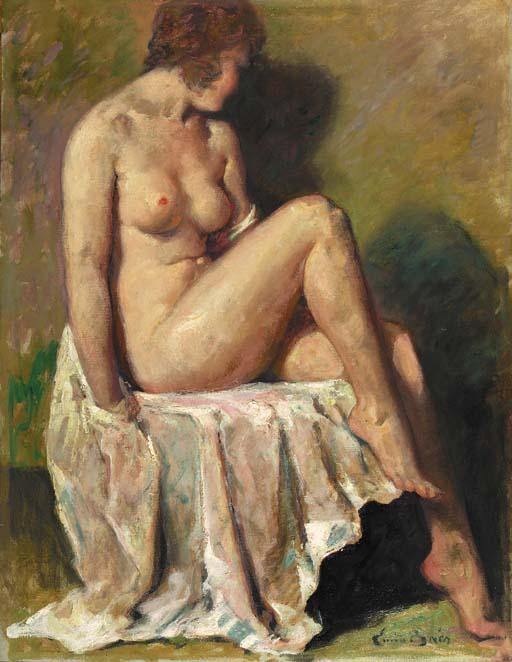 Emile Baes (Belgian, 1889-1954