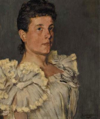 Henri Evenepoel (Belgian, 1872