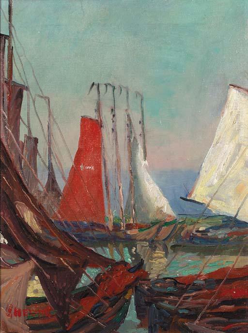Georg Hering (Dutch, 1884-1936