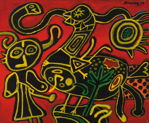 Corneille (Dutch, B. 1922)