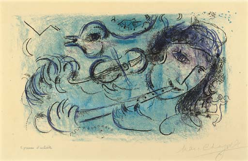 Marc Chagall (Russian, 1887-19