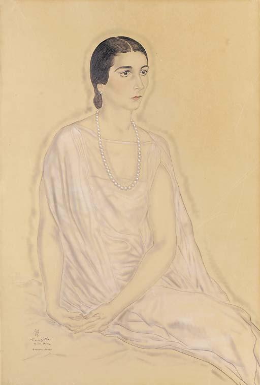 Tsugouharu Foujita (1886-1968)