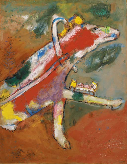 Marc Chagall (1877-1985)