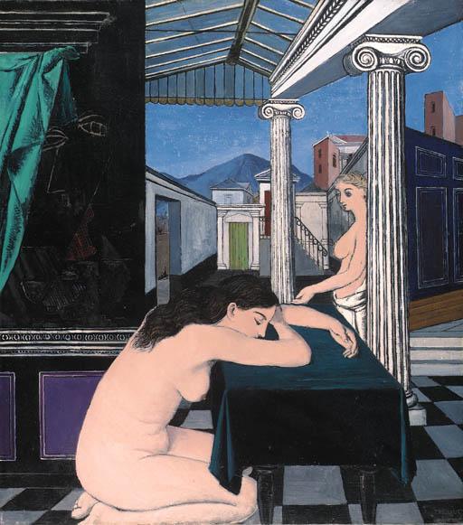 Paul Delvaux (1897-1944)