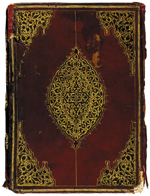 A TOOLED BINDING