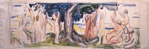 Edvard Munch (Norwegian, 1863-