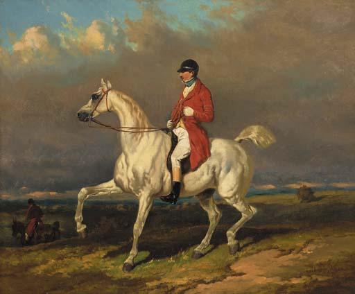 Alfred de Dreux (French, 1810-