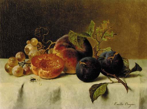 Emilie Preyer (German, 1849-19