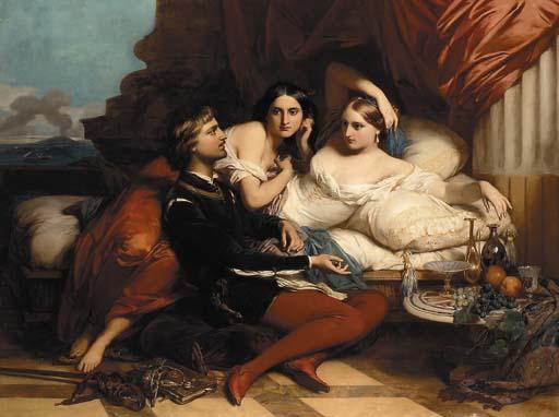 Gustave, Baron de Wappers (Bel