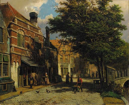 Willem Koekkoek (Dutch, 1839-1