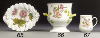 A Chelsea baluster mug