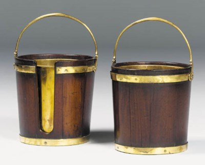 A MATCHED PAIR OF GEORGE III B