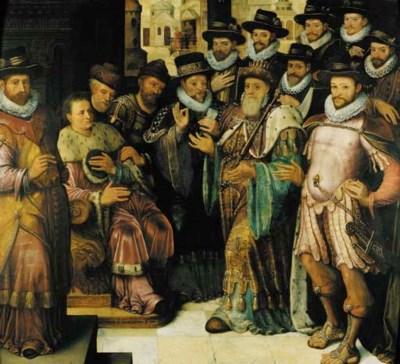 Antoon Claeissens (Bruges c. 1