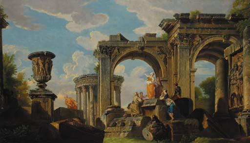 Studio of Giovanni Paolo Panin