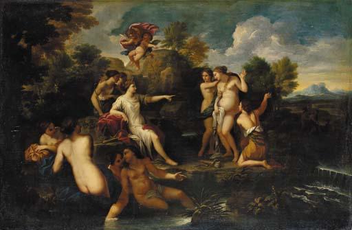 Luigi Garzi (Pistoia 1638-Rome