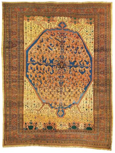 A BAKSHAISH CARPET