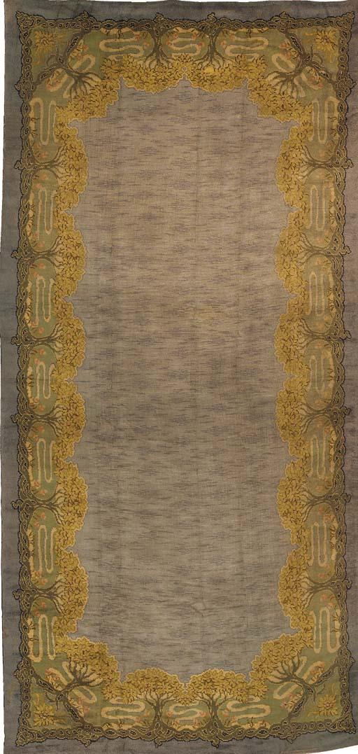 A Woollen Carpet