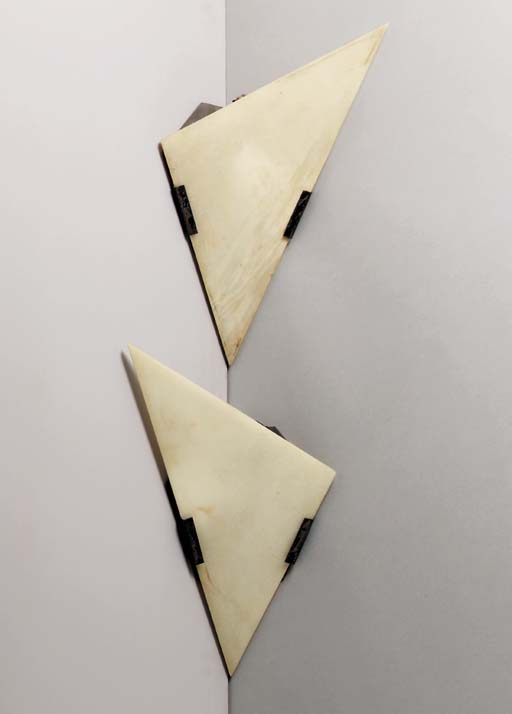 'LA292', Two Metal and Alabast
