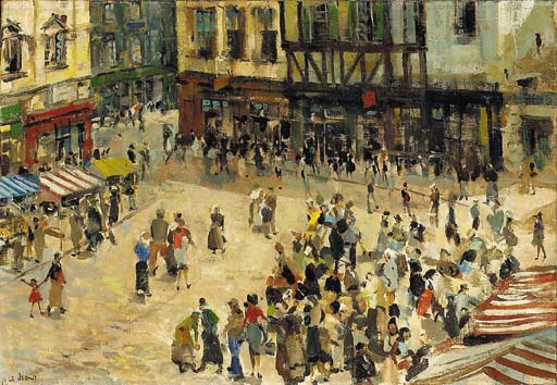 James Le Jeune, R.H.A. (1910-1