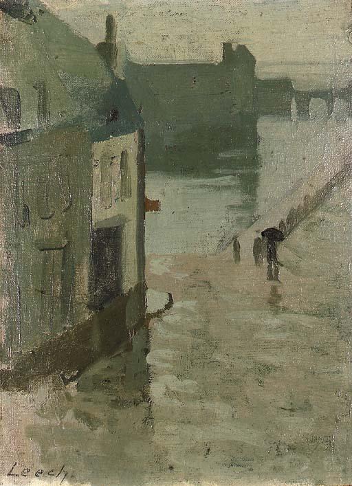 William John Leech, R.H.A. (18