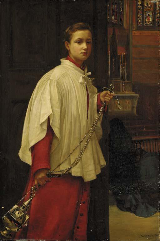 Sir John Lavery, R.H.A., R.A.,