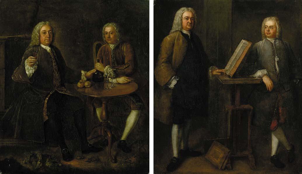 Stephen Slaughter (1697-1765)