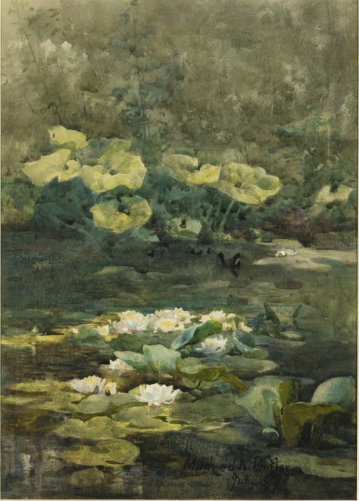 Mildred Anne Butler, R.W.S. (1