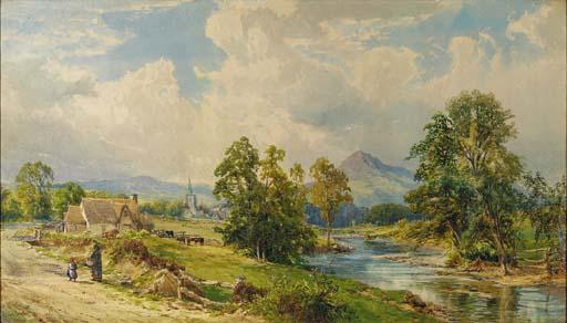 John Faulkener, R.H.A. (1835-1