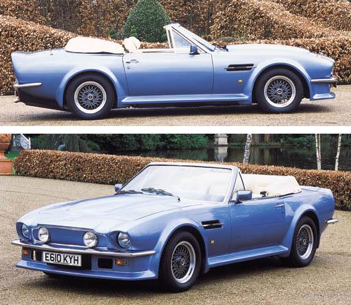 1978 Aston Martin V8 Vantage Coupé