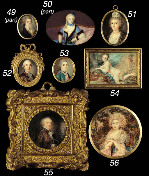 RENÉ-MARGUERITE MAGOL (1753-17